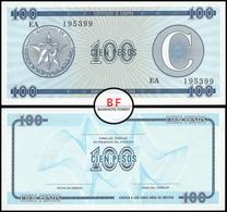Cuba | 100 Pesos | 1985 | P.FX.25 | AUNC - Cuba
