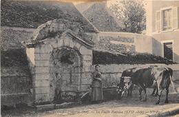 78-HANNECOURT- LA VIEILLE FONTAINE XVIIeS - Autres Communes