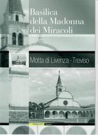 ITALIA 2010 - FOLDER  BASILICA DELLA MADONNA DEI MIRACOLI  -  SENZA SPESE POSTALI - 6. 1946-.. Republic