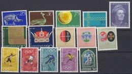 Liechtenstein 1971 Yearset Complete ** Mnh (43903) - Liechtenstein