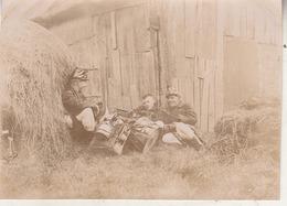 Manoeuvres De Forteresse Termonde - Dendermonde - 1897 - Photo 8 X 11 Cm - Guerre, Militaire