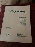 La Revue Des Lettres Modenes 238-244 Albert Camus 3 Sur La Chute - Livres, BD, Revues