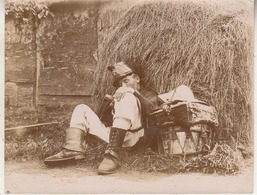 Manoeuvres De Forteresse Termonde - Dendermonde - 1897 - Photo 8,5 X 11 Cm - War, Military