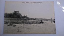 Carte Postale ( V6 ) Ancienne De Courtils , La Pointe De Roche Thorin - Altri Comuni