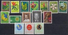 Liechtenstein 1970 /1971 15v (see Scan) ** Mnh (43904) - Liechtenstein