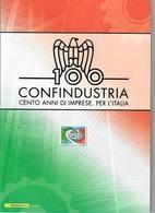 ITALIA 2010 - FOLDER   CONFINDUSTRIA  -  SENZA SPESE POSTALI - 6. 1946-.. Republic