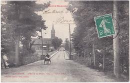 31. AUTERIVE. Avenue Du Pont, Vers La Ville Basse. 1145 - Andere Gemeenten