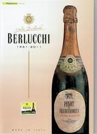 ITALIA 2010 - FOLDER  BERLUCCHI  -  SENZA SPESE POSTALI - Presentation Packs