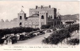 FR-64: HENDAYE: Casino De La Plage - Animation - Hendaye