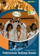 ITALIA 2010 - FOLDER  FEDERAZIONE ITALIANA TENNIS-  SENZA SPESE POSTALI - Presentation Packs