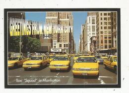 Cp , Automobiles , TAXIS ,  Taxi Please...hey ! You... ! , ETATS UNIS ,  NEW YORK ,  écrite - Taxi & Carrozzelle