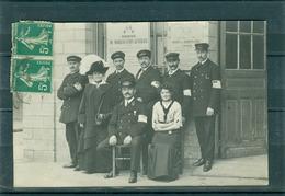 Agents Du Service Des Trains (voir Le Texte) - TBE - Courbevoie