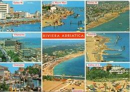 Saluti Dalla RIVIERA ADRIATICA - Vedute - Italie