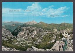 88875/ FRIULI VENEZIA GIULIA, Strada Di Monte Croce Carnico - Unclassified