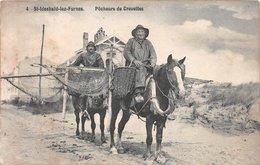 4 Pêcheurs De Crevettes  Sint-Idesbald Lez Furnes - Koksijde