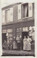 71  : Saint - Germain Du Bois : Magasin Mazuyer ( Repasseuse ) : Carte-photo No3 - France