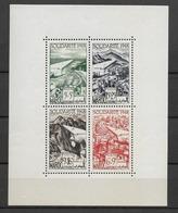 Maroc 1949  Poste Aérienne Bloc N° 2  Neuf ** Luxe  TTB - Blokken & Velletjes