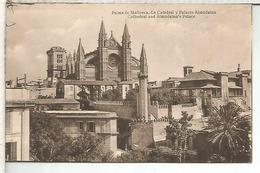 PALMA MALLORCA CATEDRAL SIN ESCRIBIR - Palma De Mallorca