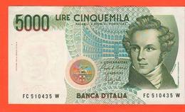 2000 Lire Bellini Vincenzo 1992 Repubblica Italiana Ciampi Speziali - [ 2] 1946-… : Republiek