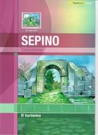 ITALIA 2011 - FOLDER  SEPINO CAMPOBASSO  -   SENZA SPESE POSTALI - 6. 1946-.. Repubblica