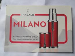 Perfume Milano Parfume Travalo - Advertisings (gazettes)