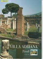ITALIA 2011 - FOLDER  VILLA ADRIANA TIVOLI   -   SENZA SPESE POSTALI - 6. 1946-.. Repubblica