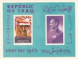 Irak Hb 6 Con Charnela - Irak