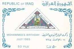 Irak Hb 8 Con Charnela - Irak