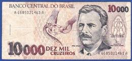 Brasil/ Brazil - 10000 Cruzeiros / Vital Brazil - Brasilien