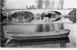 DEPT 89 : édit. Du Moulin : Seignelay Le Pont Routier Sur Le Serein - Seignelay