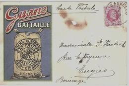 BASECLES - GUANO BATTAILLE (vendu Dans L'état Voir Scan) - Beloeil