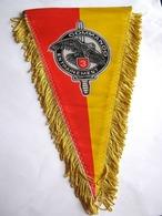 FANION (BI FACE) 11° RIMA CEC COMMANDO ENTRAINEMENT N°3 ETAT EXCELLENT - Drapeaux