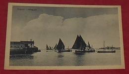 Bragozzi - Chioggia  ::::: Bateaux - Voiliers - Barques ---------------- 502 - Venezia