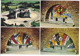 BASTOGNE - MEMORIAL AMERICAIN - MOSAIQUE DES CULTES - Bastogne