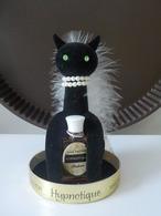Miniature Enlacée Par Un Grand Chat Sous Globe Max Factor Hypnotique Cat Katz - Miniatures Anciennes (jusque 1960)
