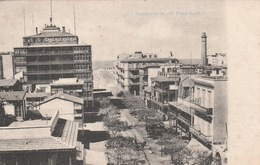 Egypte - Port  Saïd  - Boulevards De Port Saïd - Scan Recto-verso - Port Said