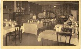 RHODE ST GENèSE Café Hotel Restaurant Pension De Famille Grand Jardin Banquets Espinette Centrale. - Rhode-St-Genèse - St-Genesius-Rode