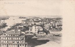 Egypte - Port  Saïd  - Vue Générale  - Scan Recto-verso - Port-Saïd