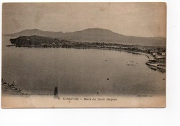 8. CORFOU. BAIE DE MON REPOS. - Grecia