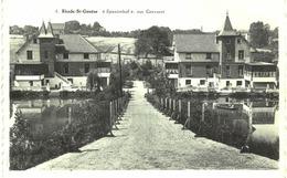 RHODE ST GENèSE   Spanienhof  Rue Geevaert. - Rhode-St-Genèse - St-Genesius-Rode