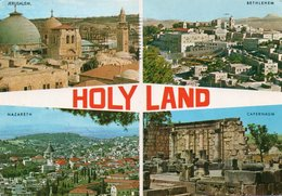 HOLY LAND- VIAGGIATA 1974 - Israele