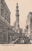 Egypte - Le Caire - Cairo,  Mosque Kail Bey  - Scan Recto-verso - Le Caire