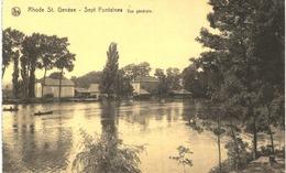 RHODE ST GENèSE Sept Fontaines  Vue Générale - Rhode-St-Genèse - St-Genesius-Rode