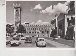 AUTO AUTOS CAR VOITURES  TRENTO PIAZZA DUOMO TORRE GRANDE COL PALAZZO PRETORIO - Trento