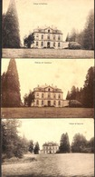 Château De Castelaine - Lot 3 Cartes Desaix - Havelange