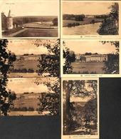 Château Arville (par Faulx - Lot 6 Cartes) - Belgique