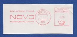 BRD AFS - MAINZ, Novo Industrie GmbH - Pharmaceutika/Enzyme 1981 - Pharmazie