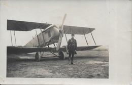 Carte Photo Avion A Déterminer (la Perthes Le 20/10/18) - Guerre 1914-18