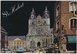 SAINT HUBERT - LA BASILIQUE ET L'ABBAYE - Saint-Hubert