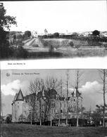 Ham-sur-Heure - Lot 2 Cartes Du Château - Ham-sur-Heure-Nalinnes